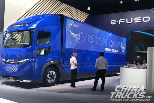 IAA 2018: Daimler Affirms to Build Fuso Truck in Thailand