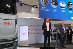 IAA 2018: Bosch Announces Electric, Fuel-Cell Powertrains