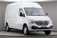 IAA 2018: SAIC Showcases Battery-electric Maxus EV80 Van Range