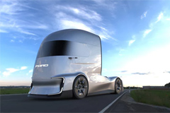 IAA 2018: Ford Unveils Electric Self-driving F-Vision Future Truck Concept