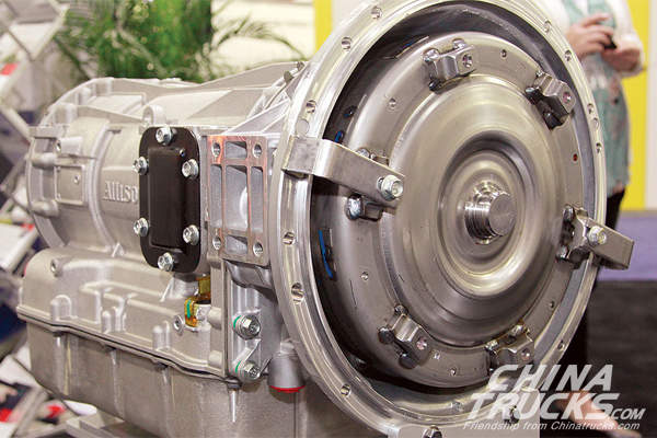 IAA 2018: Allison Announces Global Launch of 9-speed Transmission