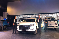 JAC Makes Entry into Argentina with SUVs, Pick-ups and Mini TrucKs