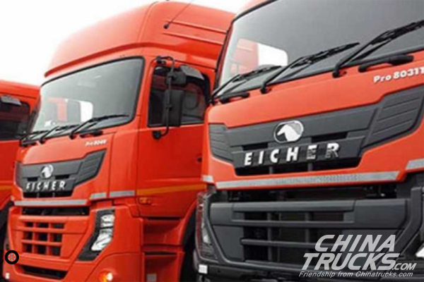 Eicher Volvo JV to Set up Rs 400 cr Truck Plant in Bhopal