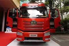 FAW Jiefang Sold 18,400 Units of Medium and Heavy-duty Trucks in September