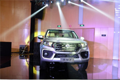 Great Wall Motor Pins Future Growth Hopes on Pickup Trucks