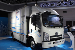 China's Energy Giant Partners with Weichai to Develop Hydrogen Trucks