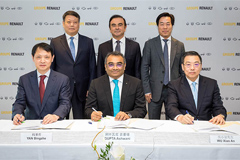 Renault and Brilliance Sign Agreement to Accelerate LCV Sales in China