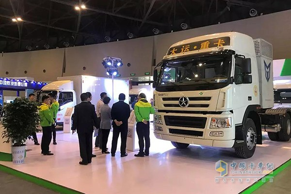 Dayun Launched Three Tractors to Lead the Market Trend