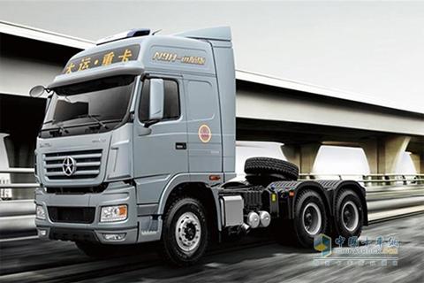 Dayun N9H Far Travel Version+Weichai Engine+ZF Transmission