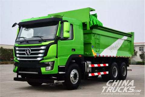 Dayun N8V Truck for Construction Wastes