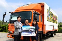 Cargo Truck Runs 1.2 Million Kilometers on an Allison Automatic Transmission