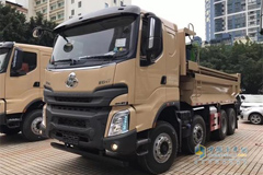 Liuzhou Motor Secures an Order of 395 Chenglong H7 Trucks from Shenzhen