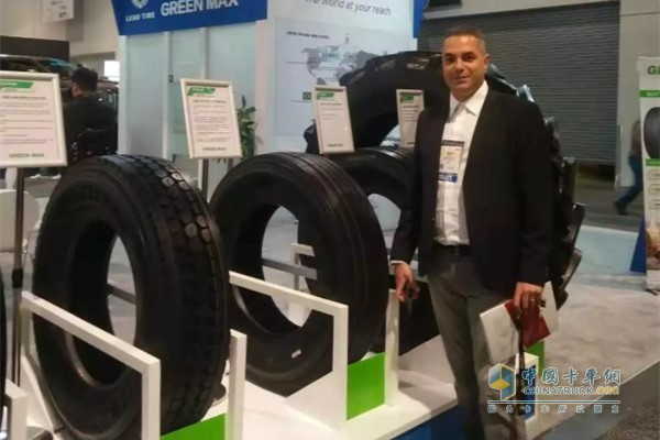 Linglong Displays Its Green Max Series Tires at the SEMA Show