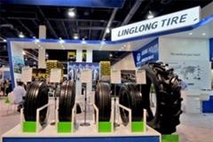 Linglong Displays Its Green Max Series Tires at the SEMA Show in Las Vegas