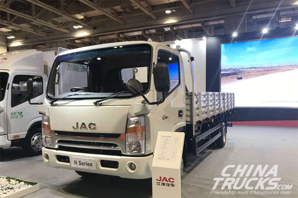 JAC Attended 2018 China(Macau) International Automobile Exposition