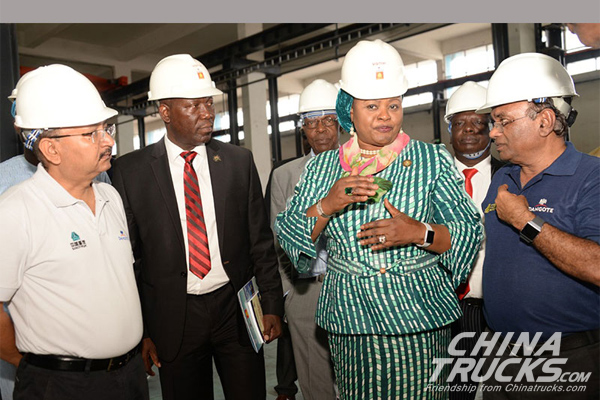Dangote Sinotruck Enters Another Phase in Its Expansion Drive