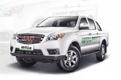 JAC i3-T330 Full Electric Pickup