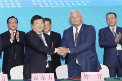 Shandong Heavy Industry Group and BELAZ Team up to Develop Mining Trucks