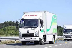 XCMG E300 Receives Four Top Awards at the 3rd New Energy Delivery Vehicle Race