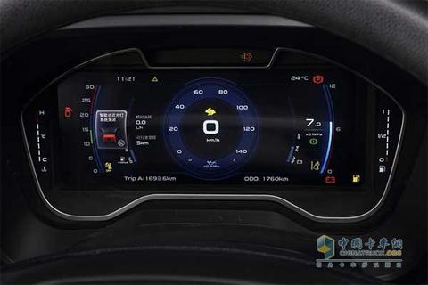 JMC Weilong HV5+Ford engine+FAST Gearbox