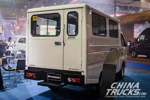 Foton Philippines Set to Launch Gratour TM in 2019