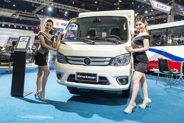 Foton Philippines Sets to Launch Gratour TM in 2019
