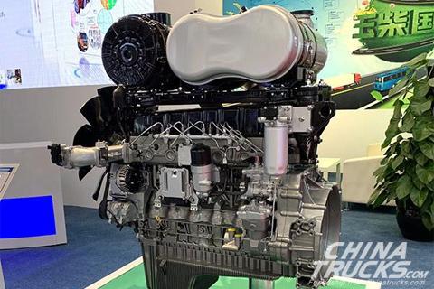 YCK09400-T400 Series Diesel Engine