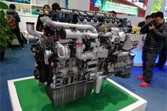 YCK15N Series NG Engine