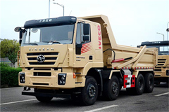 SAIC Hongyan Put Three Vehicles On Display at Guangzhou International CV Expo
