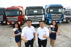 Foton Auman EST 400 Available for Test Drives in Thailand