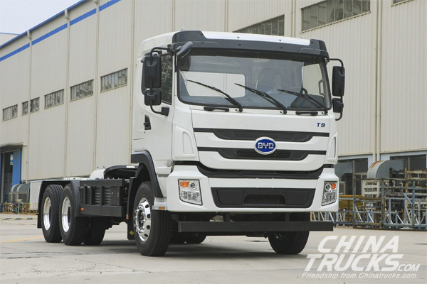 BYD Suspends Its Plan for Electric Truck Assembly Plant in Canada