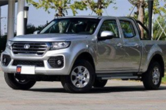 Great Wall Began Sales of WINGLE 7 Pickup