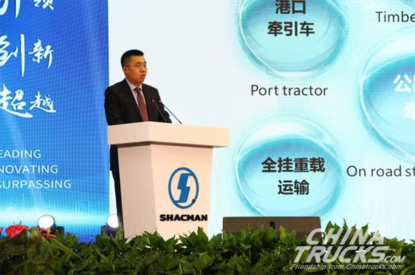 SHACMAN Ready to Further Expand Its Overseas Presence in 2019