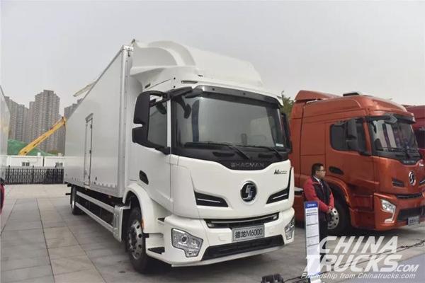 SHACMAN Aims to Sell 155,000 Units Heavy-duty Trucks in 2019