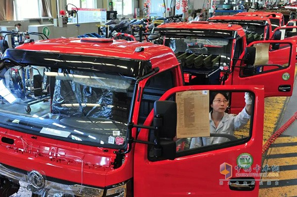 Dongfeng Light Truck Sales Exceed 100,000 Units in 2018