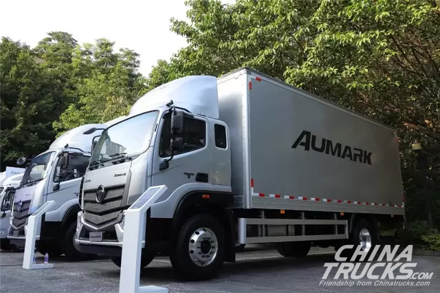 Foton Aumark Annual Sales Exceeds 40,000 Units in 2018