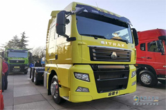 SITRAK National VI LNG Truck Sets to Make Big Splashes in the Market