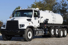 Cummins X12 engine is Available in Freightliner 114SD Chassis