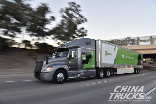 Tusimple to Bring Autonomous Truck Total to 40 by June