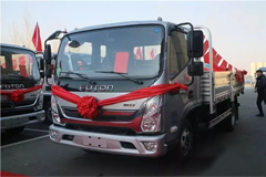 Foton OLLIN Heavy-duty Truck Unveils in Changchun