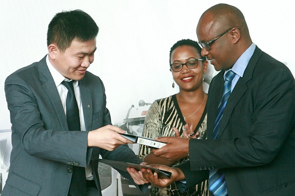 Foton Opens East Africa Operation Center in Kenya