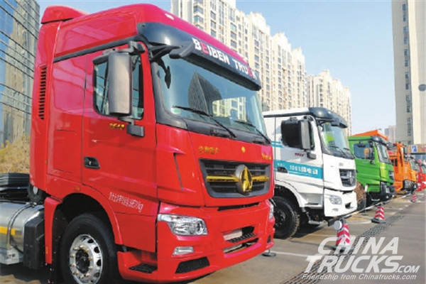 Beiben Aims to Sell 18,000 Units Trucks in 2019