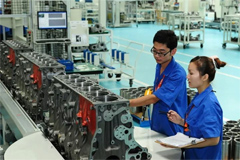 Yuchai Truck Engines Saw the Third Consecutive Year-on-year Increase