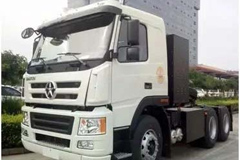 Dayun Auto Releases a New 6×4 N8E Electric Truck