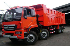 China's Heavy Truck Makers Continue to See Strong Sales in January
