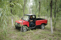 China's Kaiyun Motors to Bring Electric Pickup to U.S. for $8,950