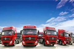 Dongfeng Light Truck Sales Grew 30% Year on Year in January
