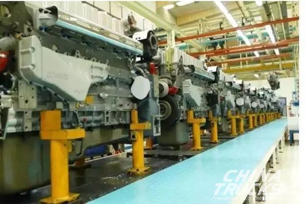 Yuchai Successfully Rolls Out K15N Engine