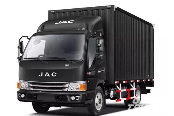 JAC Light Trucks Sold 24,000 Units in January