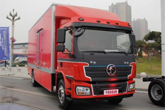 SHACMAN Rolls Out Xuande E6 Electric Truck